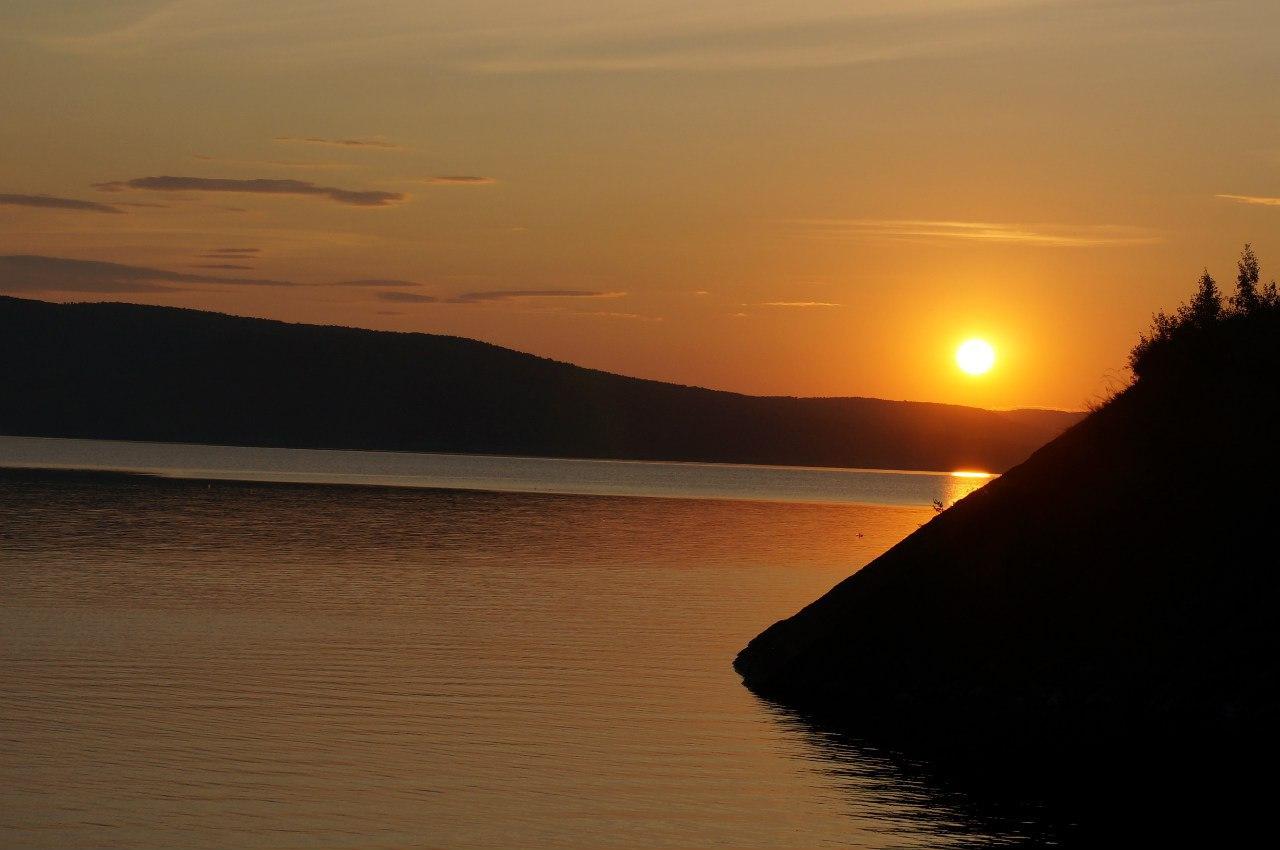 красноярск море фото