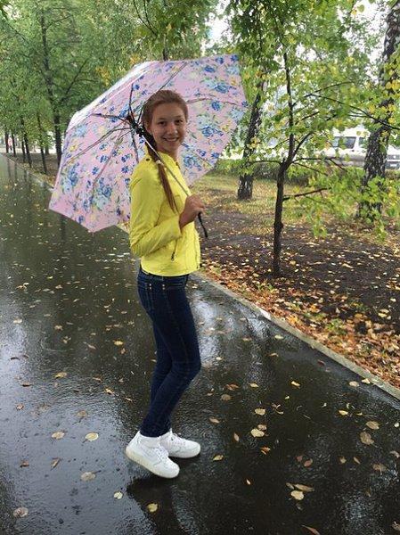 Фото: Стефания, Уфа в конкурсе «В осеннем лесу»