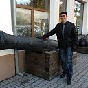 Возле музея Крымской войны!