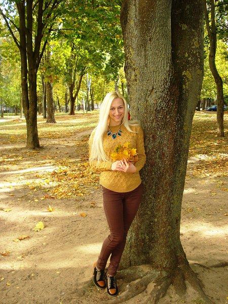 Фото: ЮЛЕЧКА, Минск в конкурсе «В осеннем лесу»