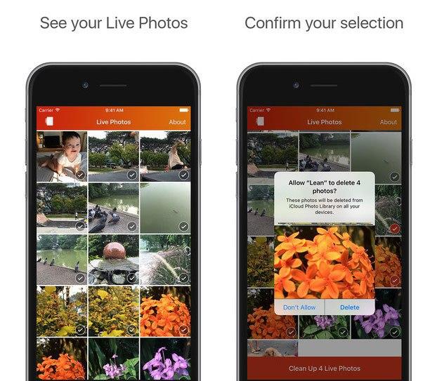 приложение для живого фото смог стать
