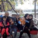 дочка и внуки