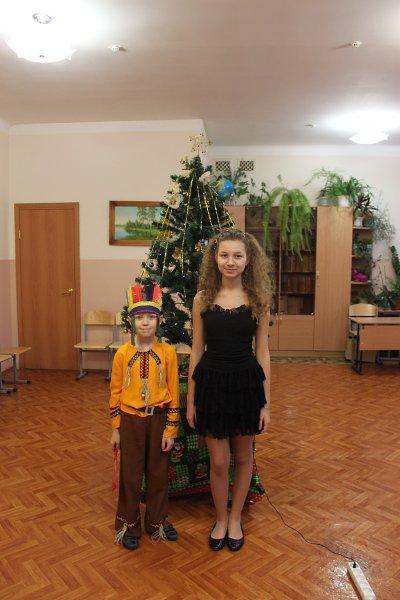 Фото: Стефания, Уфа в конкурсе «Отмечаем с коллегами»