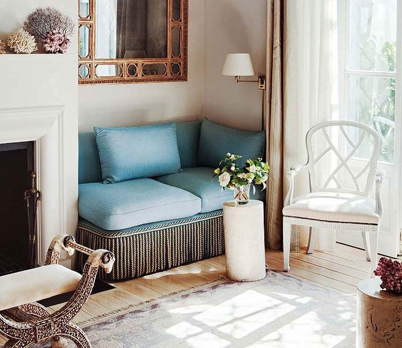 Как оформить угол в комнате: 9 стильных и практичных идей.Пустой угол в гостиной или любой другой ... - 8