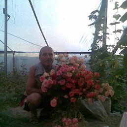 Едуард, Свалява, 62 года