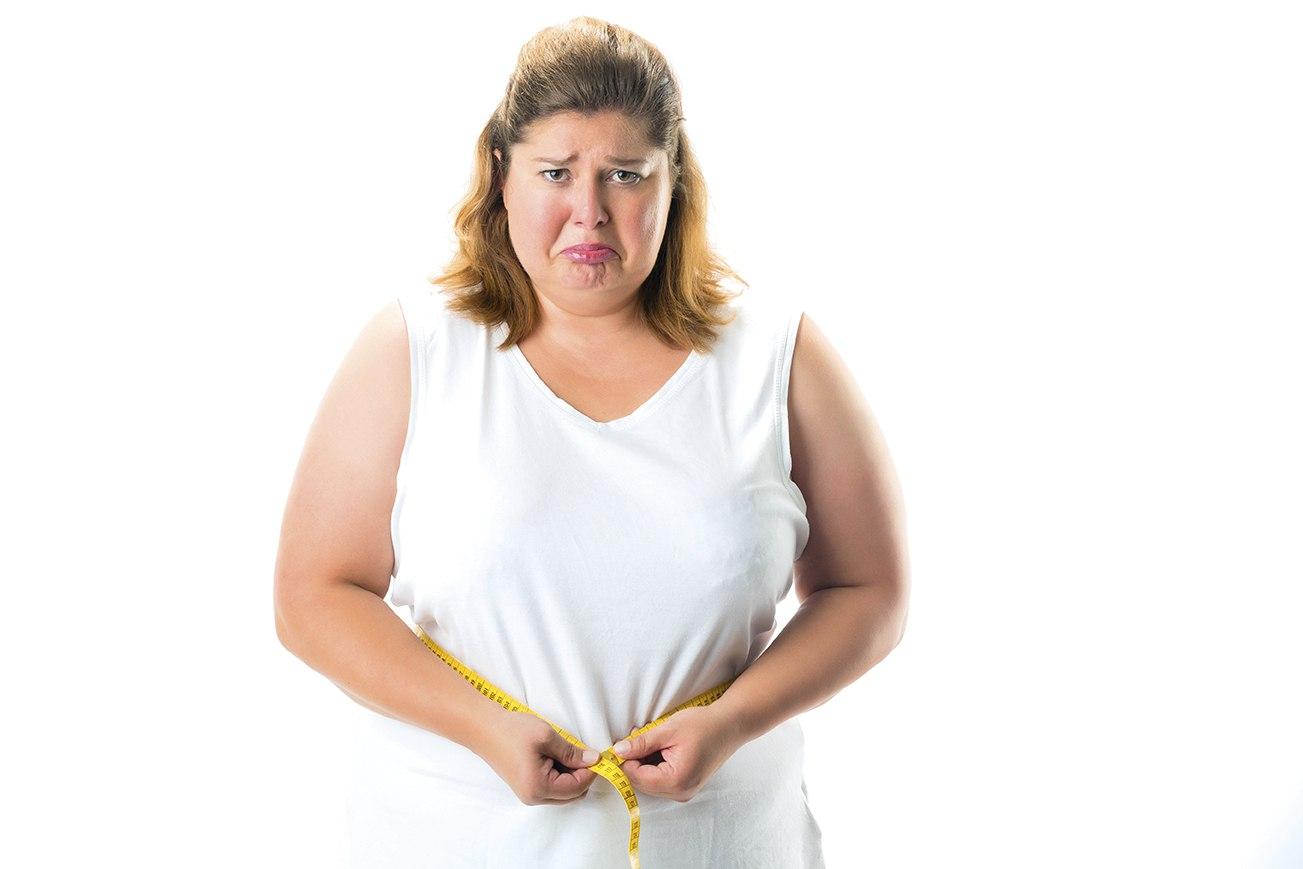 Sobrepeso en jóvenes: derrame cerebral antes de los 50.