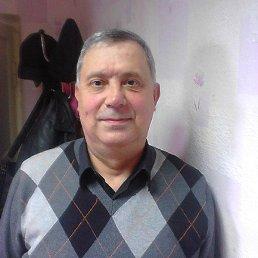 Сергей, 59 лет, Харцызск