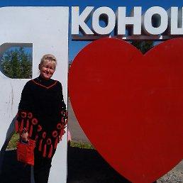 Анна, 60 лет, Коноша
