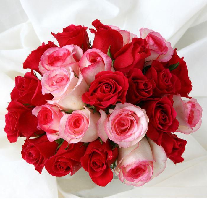 Букет цветов на 8 марта настеньки, сиреневые анемоны