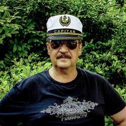 Владимир, 65 лет, Заозерск