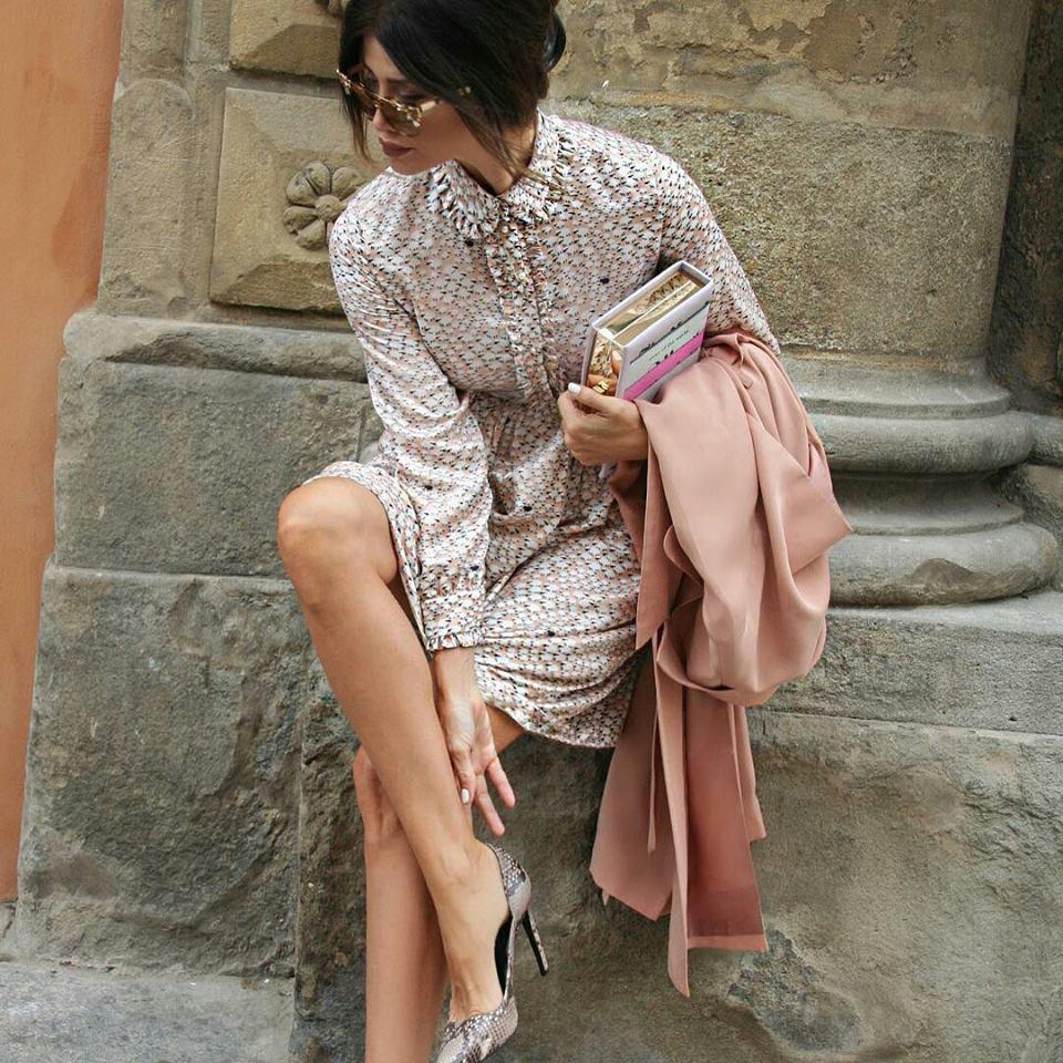 Ей 47: она самый модный блогер Италии и бабушка двух внучек! Эта потрясающая женщина-блогер родом из ... - 4