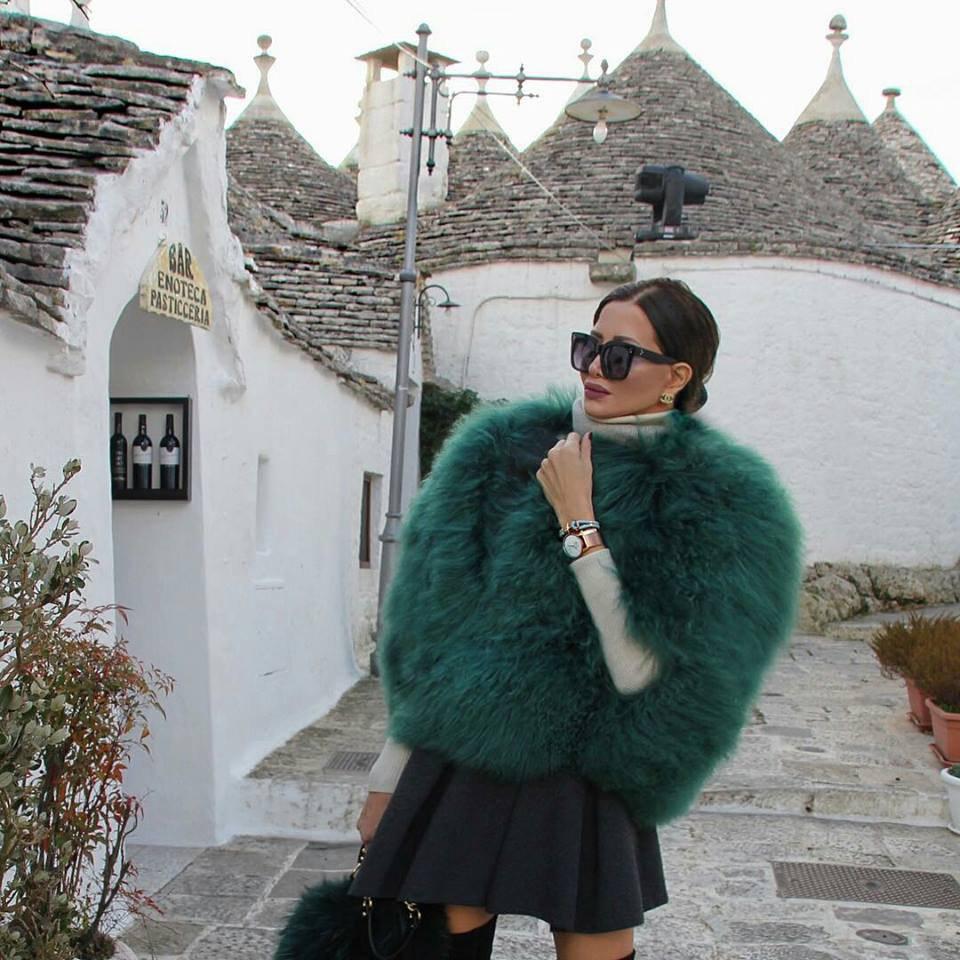 Ей 47: она самый модный блогер Италии и бабушка двух внучек! Эта потрясающая женщина-блогер родом из ... - 6