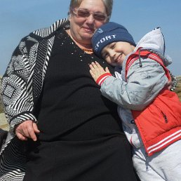 Таня, 65 лет, Геническ