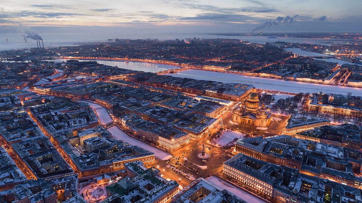 Ароматы гари и химозы витают в Невском районе