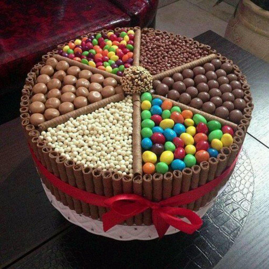 большую известность фото торт украшенный ммдемс необходим для