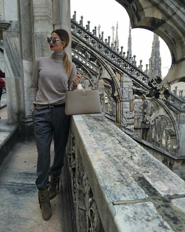 Ей 47: она самый модный блогер Италии и бабушка двух внучек! Эта потрясающая женщина-блогер родом из ... - 2