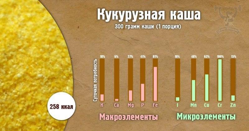 Сколько пользы в одной порции каши. - 3