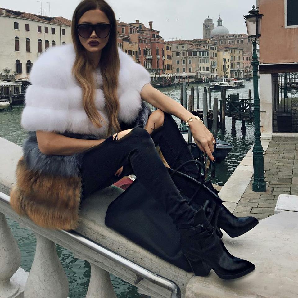 Ей 47: она самый модный блогер Италии и бабушка двух внучек! Эта потрясающая женщина-блогер родом из ... - 3