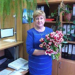 Любовь, 62 года, Зеленодольск