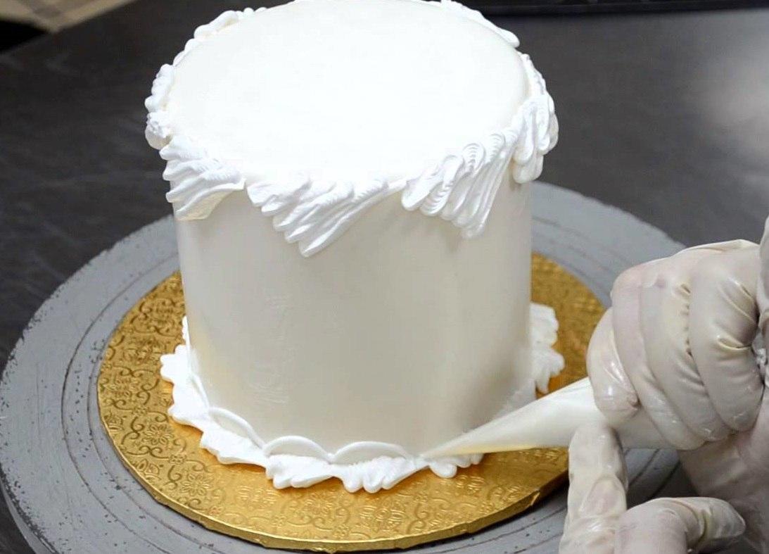 Белковый крем рецепт для торта фото