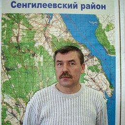 Петр, 57 лет, Новоульяновск