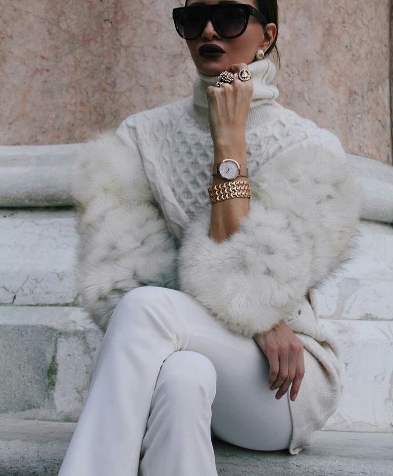 Ей 47: она самый модный блогер Италии и бабушка двух внучек! Эта потрясающая женщина-блогер родом из ...