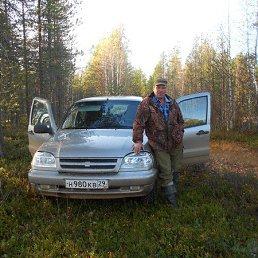 Сергей, 50 лет, Мезень