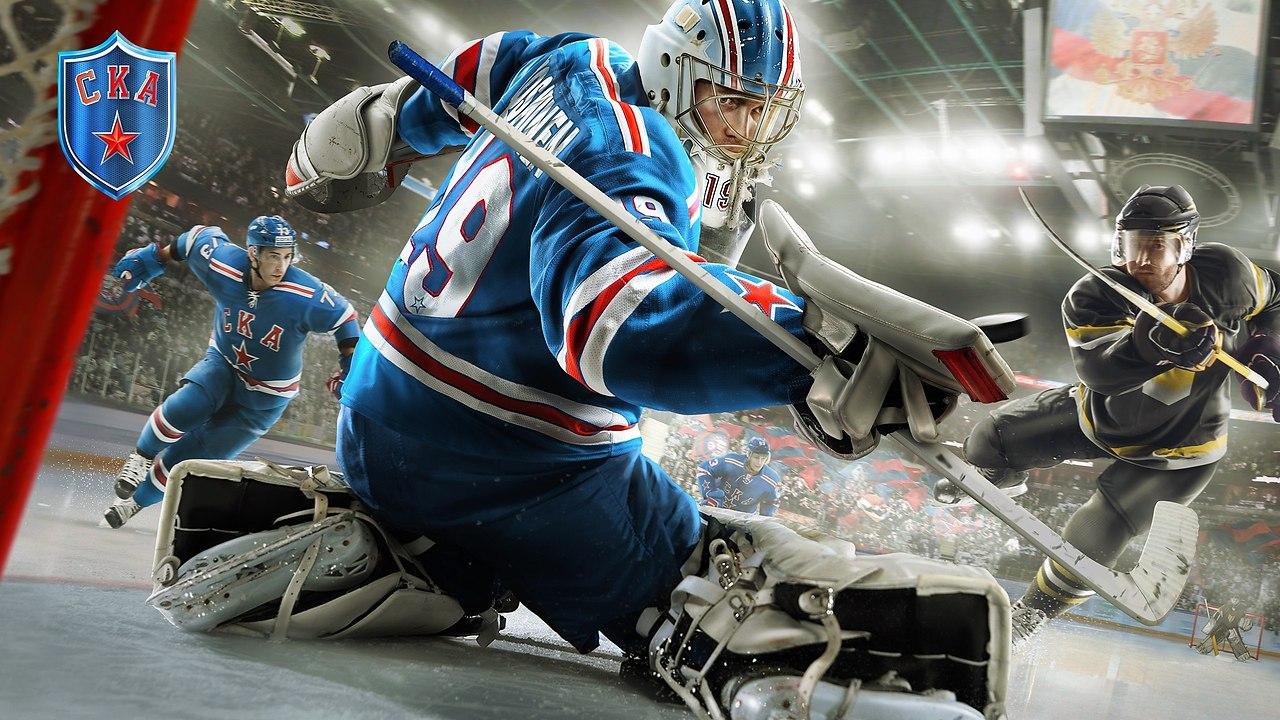 всех картинки про хоккей на рабочий стол врач появился