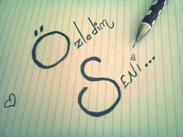 Прикольные, картинка на азербайджанском я скучаю по тебе