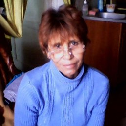 Зоя, 65 лет, Дно