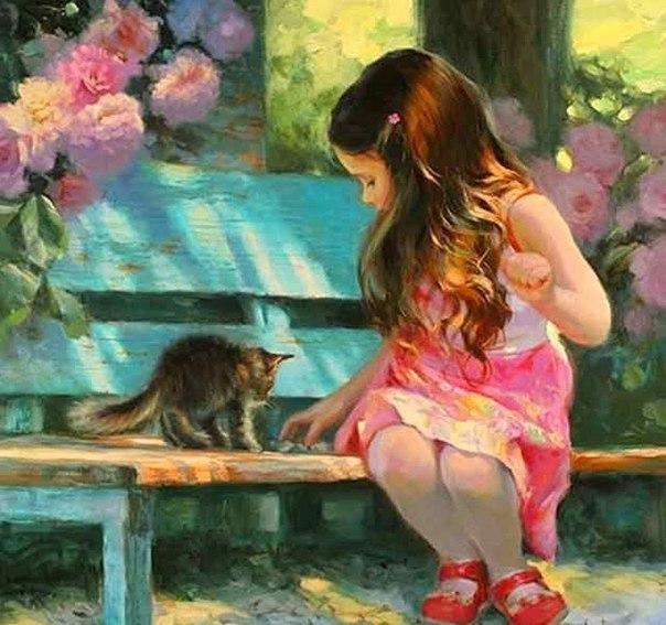 Дайте мне побыть девчонкой, я устала взрослой быть. Я хочу смеяться звонко, о проблемах позабыть. ...