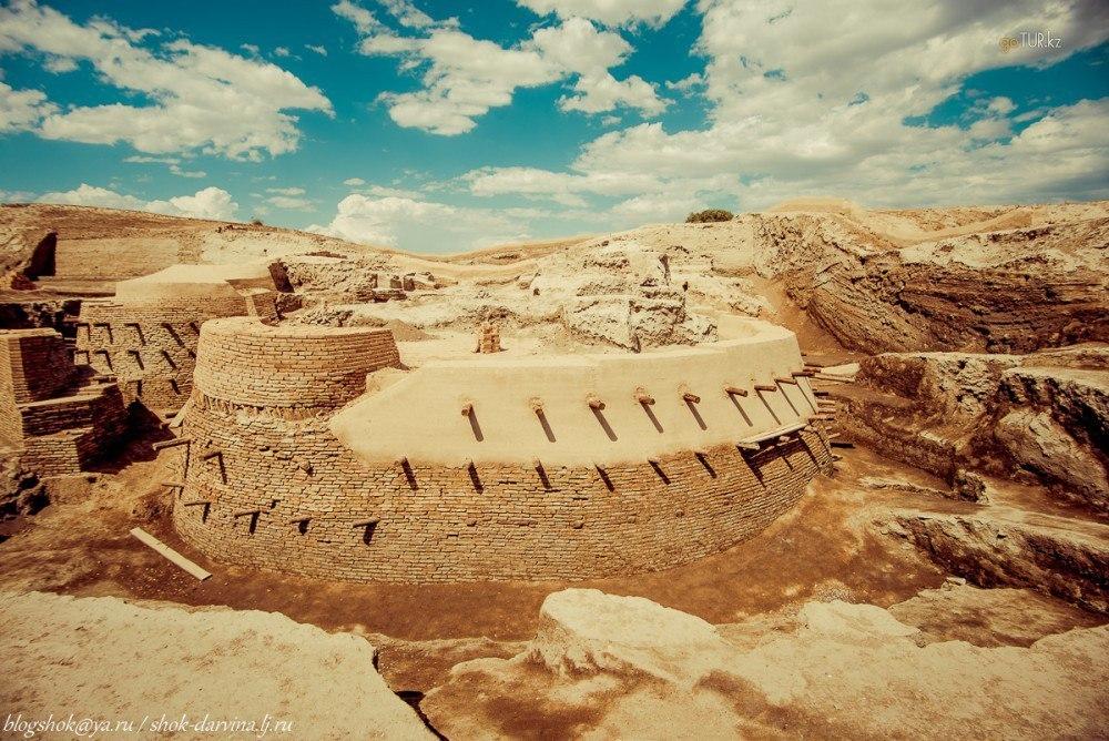 Древние картинки казахстан