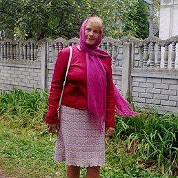 Вера, 57 лет, Яготин