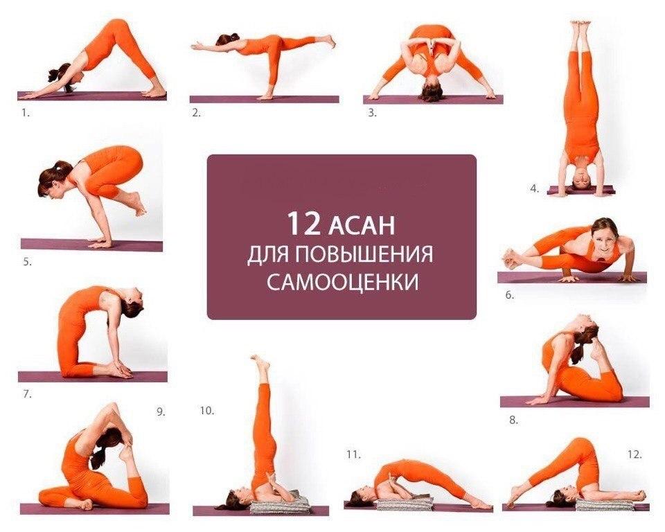 Название Йоги Для Похудения. 10 лучших йога поз для быстрой потери веса