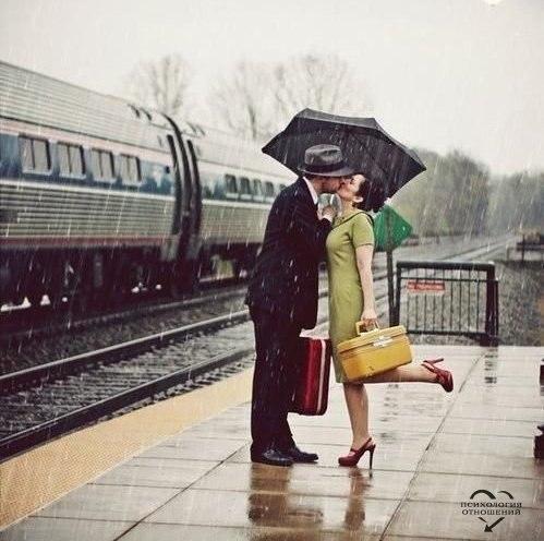 Любимых чувствуют душой. Их не встречают в жизни дважды. Им просто вместе хорошо, а расстояние ...