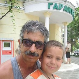 Оганес, 59 лет, Джубга