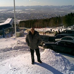 Андрей, Трускавец, 59 лет