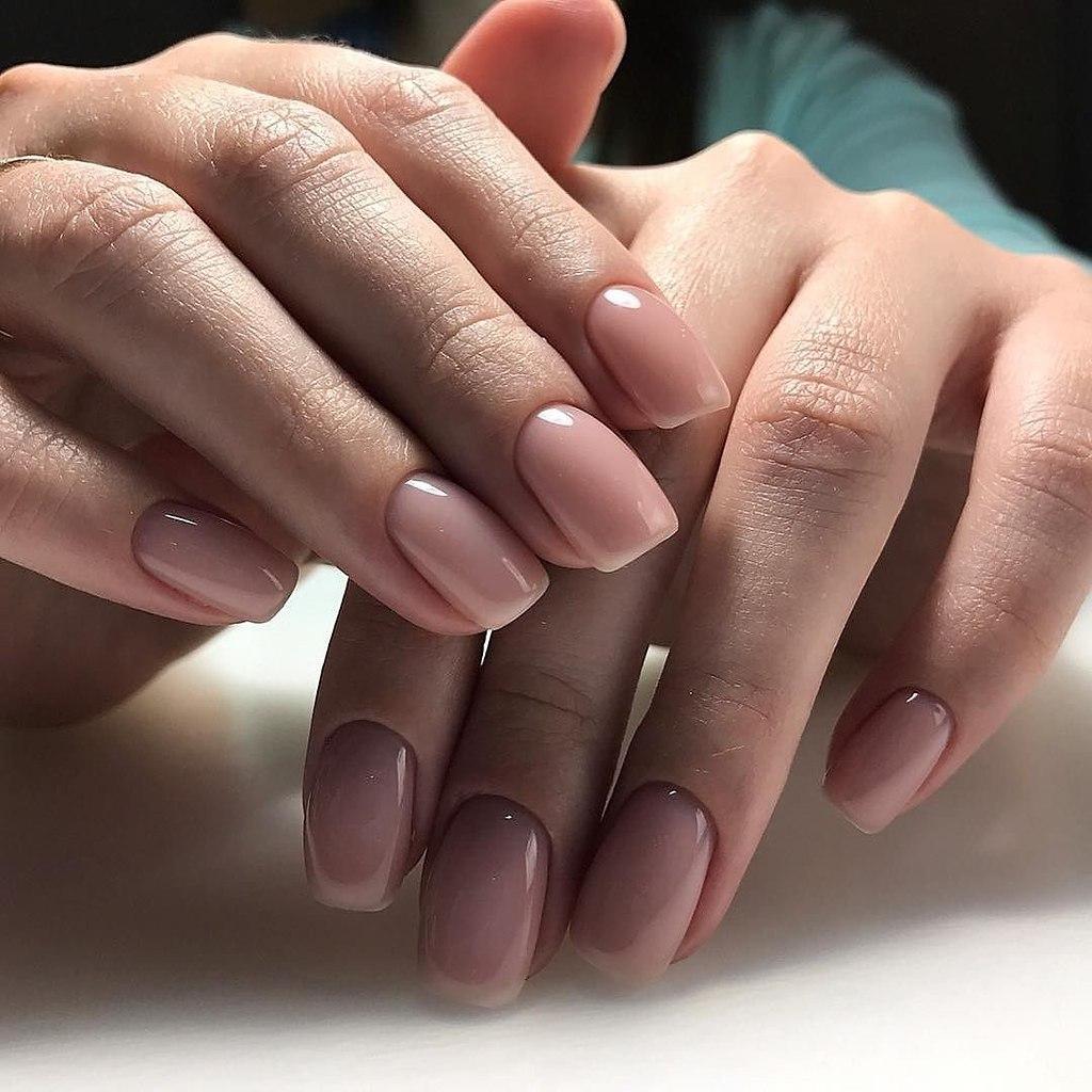 Дизайн ногтей под лак фото