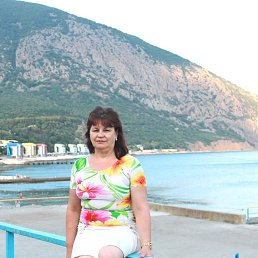 Галина, 61 год, Ялта