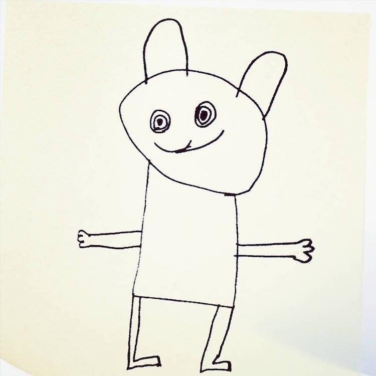 Любви, рисунки смешные детские