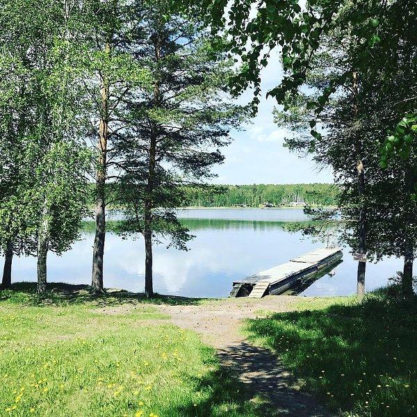 молитвы озеро данилово омская область фото случай стал