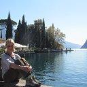 Северная Италия. Озеро Гарда. Как же хорошо расслабиться и отдохнуть после камино, пройдя пешком 464 км - это было круто!
