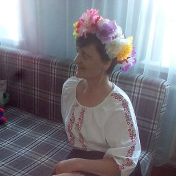 Татьяна, Алматы, 57 лет