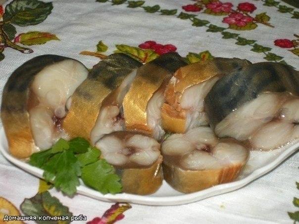 Домашняя копченая рыба. Все очень просто. Рецепт из журнала «Люблю готовить» март 2010 года 3 ...