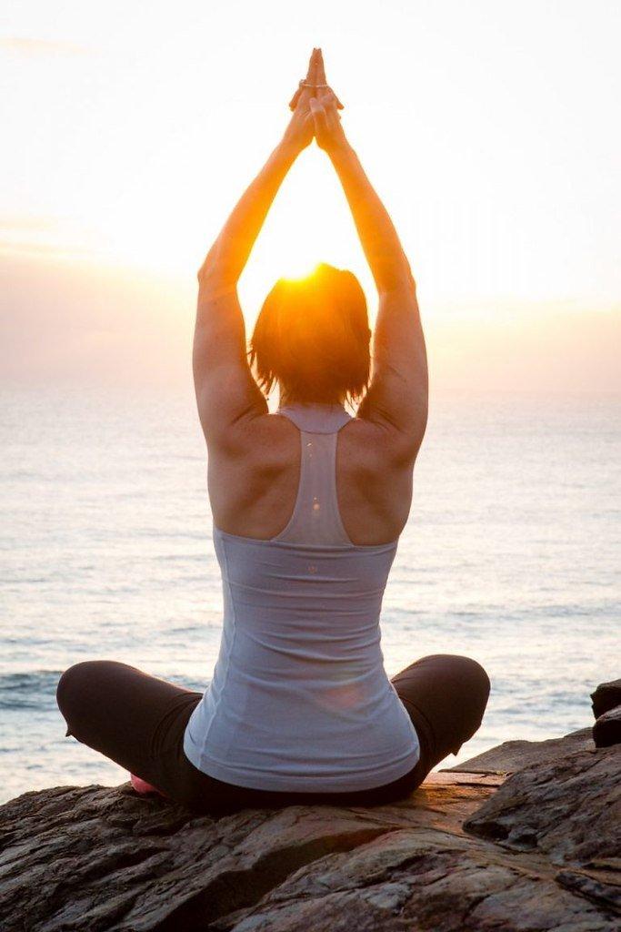 йога доброе утро фото способ съесть начос