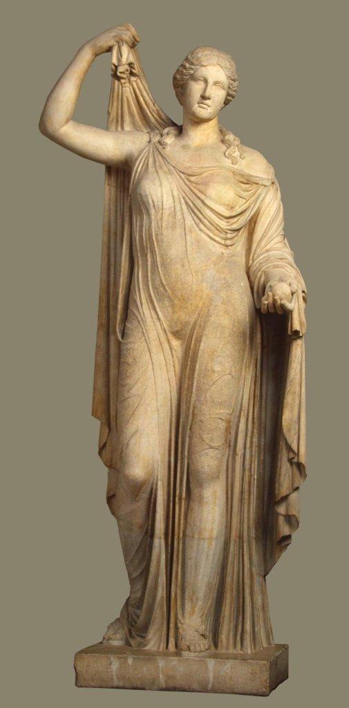картинки греческой богини любви и плодородия кожаных