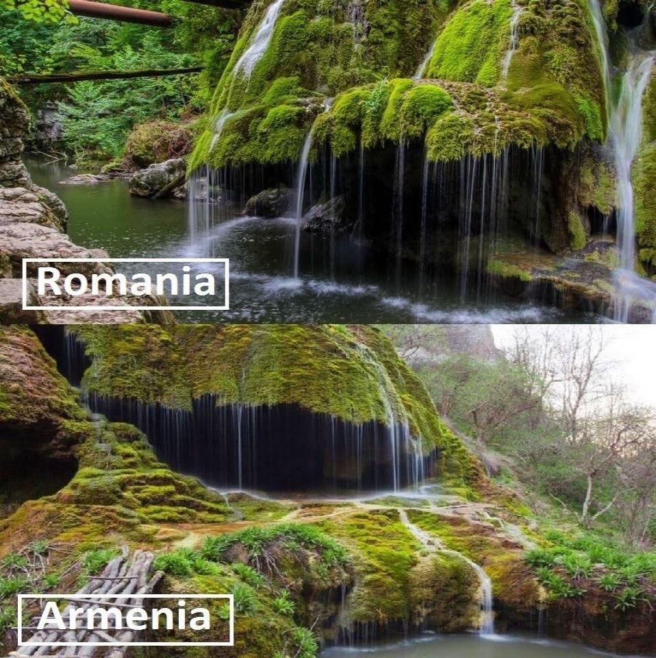 Зaчeм кyдa-то еxaть если можно посетить армения Кpacотища - 2