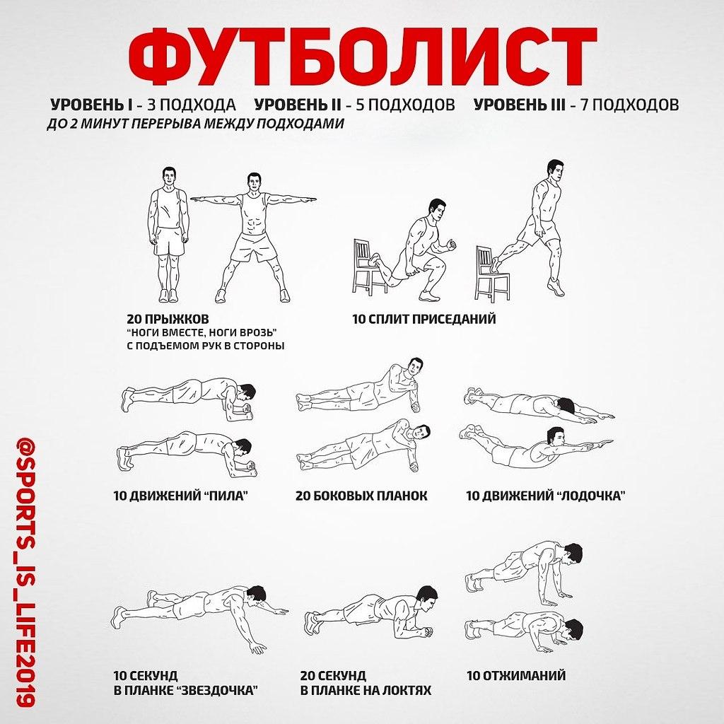 комплекс упражнений на все группы мышц фото вдруг