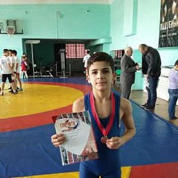 Мовсес, Волгоград, 18 лет
