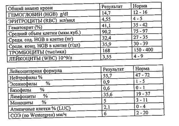 Расшифровка общего анализа крови. Анализ крови. Расшифровка Общий анализ крови, пожалуй, самый ...
